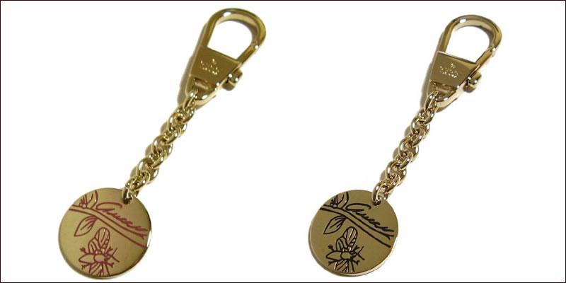 big sale 1d4ed 419d1 GUCCI ペアキーリング gucci-key | ペアアクセサリー専門店Fiss ...