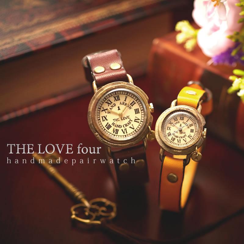 アンティークペアウォッチ THE LOVE four